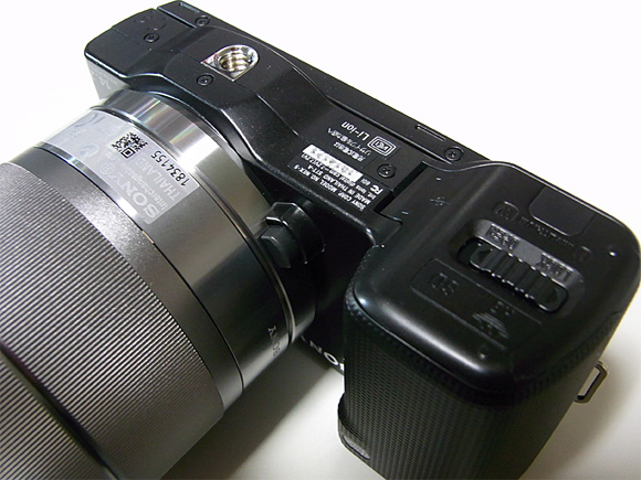ソニー デジタル一眼カメラα NEX-5D