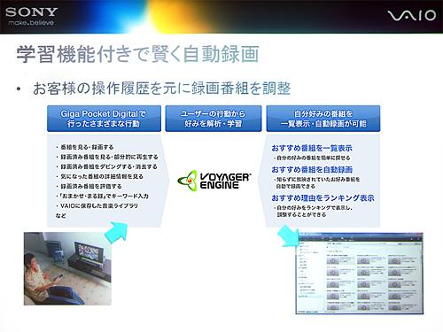 Giga Pocket Digital[録画]学習機能付きで賢く自動録画
