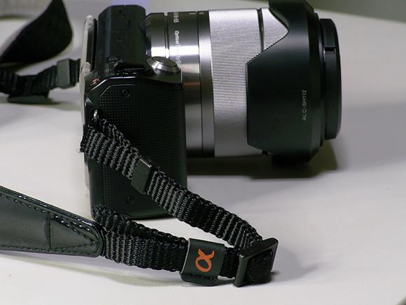SONY NEX-5用アクセサリーキット(ACC-FWCA)