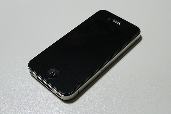 iPhone4保護フィルム(PRO GUARD AF)