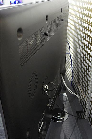 クアトロン LX3シリーズ:XF3シリーズ:LC-46XF3 背面