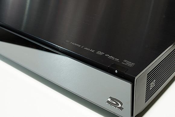 アクリルカバー:ソニー ブルーレイディスクレコーダーBDZ-AX2000
