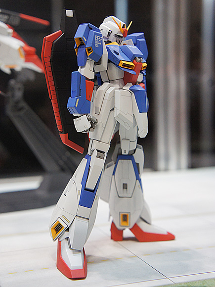 1/144 MSZ-006 Zガンダム(R.C.BERG & studio RECKLESS)