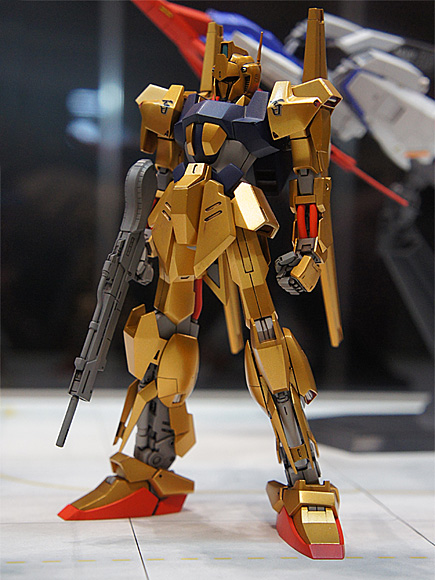 1/144 MSN-00100 百式(R.C.BERG & studio RECKLESS)