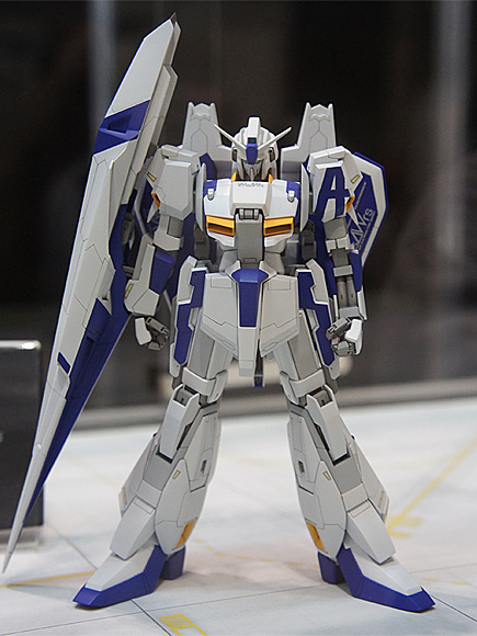 1/144 MSZ-006-3 ストライク・ゼータ(R.C.BERG & studio RECKLESS)