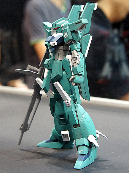 1/144 MSZ-007 量産型Zガンダム(R.C.BERG & studio RECKLESS)