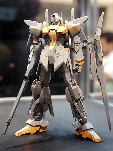 1/144 MSN-001 デルタガンダム(R.C.BERG & studio RECKLESS)
