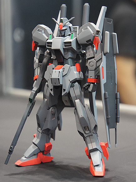1/144 MSF-007 ガンダムMk-III(R.C.BERG & studio RECKLESS)