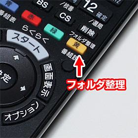 リモコン:ソニー ブルーレイディスクレコーダーBDZ-AX2000