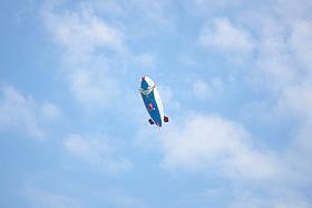 飛行船:ペンタックスデジタル一眼レフカメラ「K-5」体験イベント