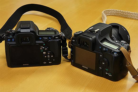 K-5とK200を比較:ペンタックスデジタル一眼レフカメラ「K-5」