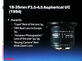 18-35mm F3.5-4.5 Aspherical UC(1994)