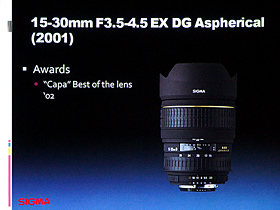 15-35mm F3.5-4.5 EX DG Aspherical(2001)