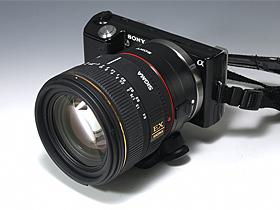NEX-5+LA-EA1+SIGMA 30mm F1.4 EX DC