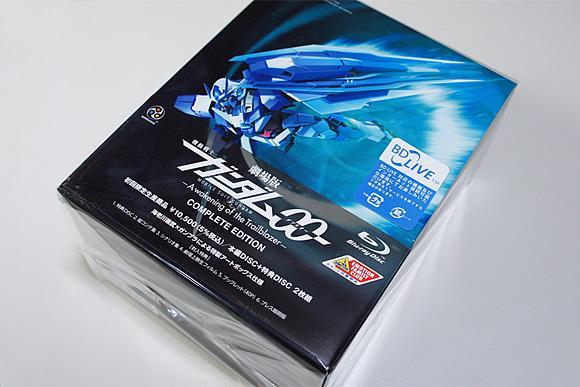 劇場版 機動戦士ガンダムOO ―A wakening of the Trailblazer― COMPLETE EDITION【初回限定生産】 [Blu-ray]