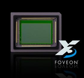 「Foveon X3」センサー
