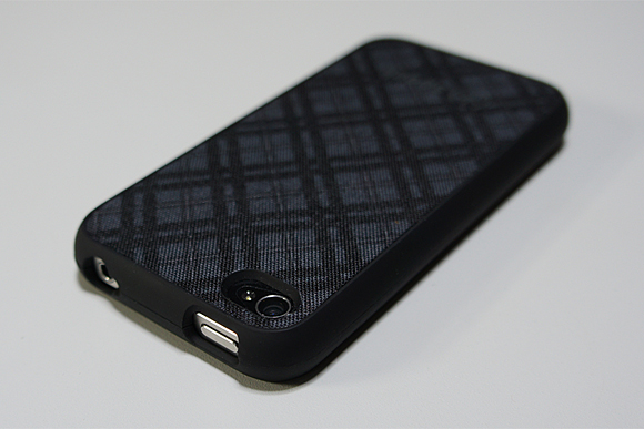 Speck iPhone 4 Fitted - Darkest Tartan Plaid