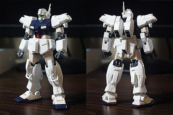 RGM-79C ジム改[WAGTAIL(ワグテイル)]