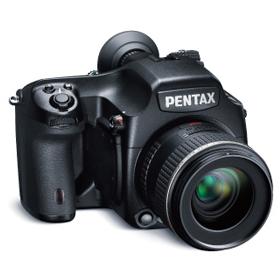 デジタル一眼の進化系。ナノ一眼「PENTAX Q」体験イベント:PENTAX 645D