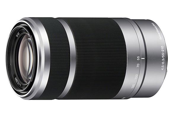 E 55-210mm F4.5-6.3 OSS「SEL55210」