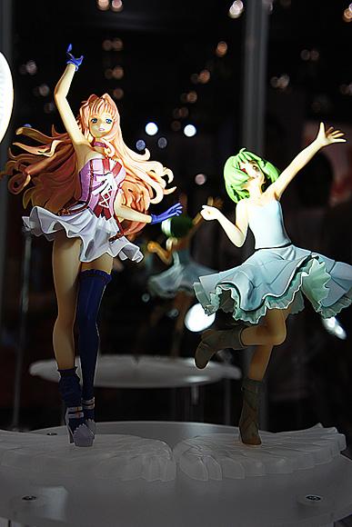 劇場版マクロスF~イツワリノウタヒメ~スペシャルクオリティフィギュア~シェリル・ノーム&ランカ・リー