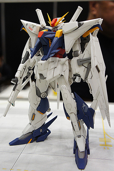 1/144 RX-105 Ξ(クスィー)ガンダム(R.C.BERG & studio RECKLESS)