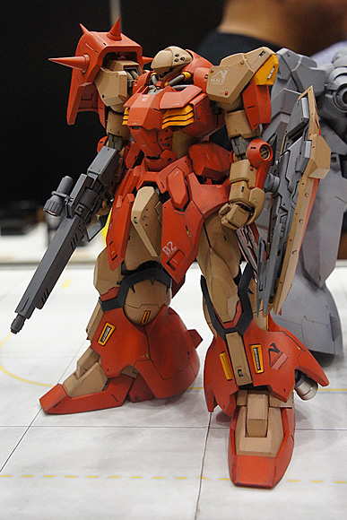 1/144 Me2R メッサー(R.C.BERG & studio RECKLESS)