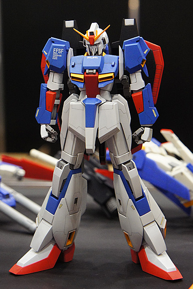 1/144 MSZ-006 ゼータガンダム(R.C.BERG & studio RECKLESS)