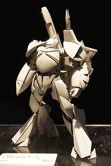 1/144 full-kit ターンX(B-CLUB)
