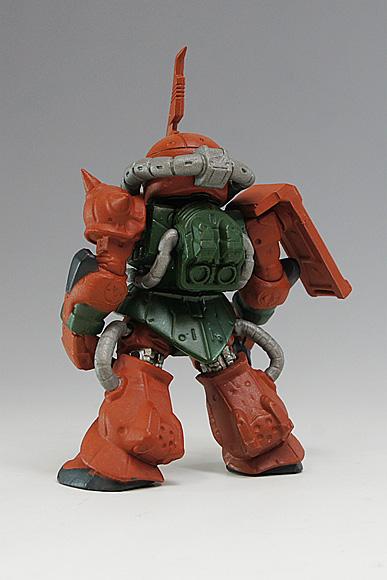 GUNDAM CONVERGE(ガンダム コンバージ)5 ガルマ専用ザク(シークレット)