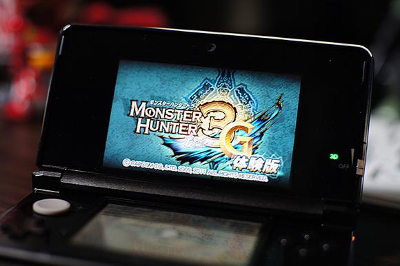 モンスターハンター3(トライ)G