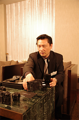 FUJIFILM X100 ブラックモデル