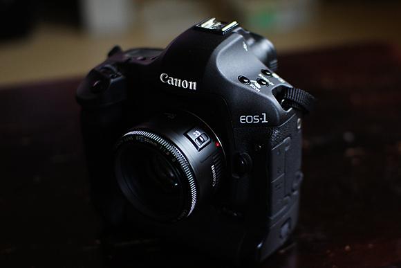 EF 50mm F1.8 II