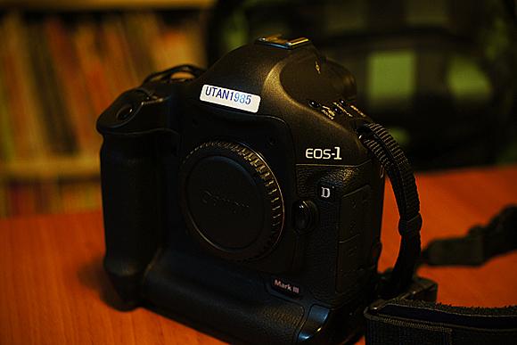 EOS 1D MarkIII