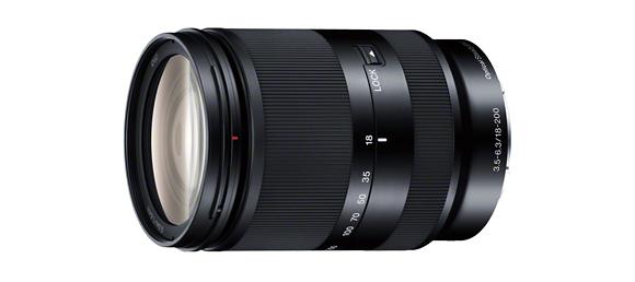 E18-200mm F3.5-6.3 OSS LE 「SEL18200LE」