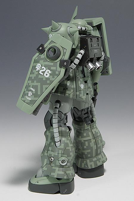 1/144 HGUC ザクII F2