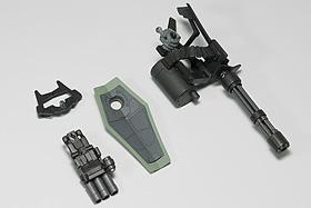 武器類:1/144 HGUC ザクII F2